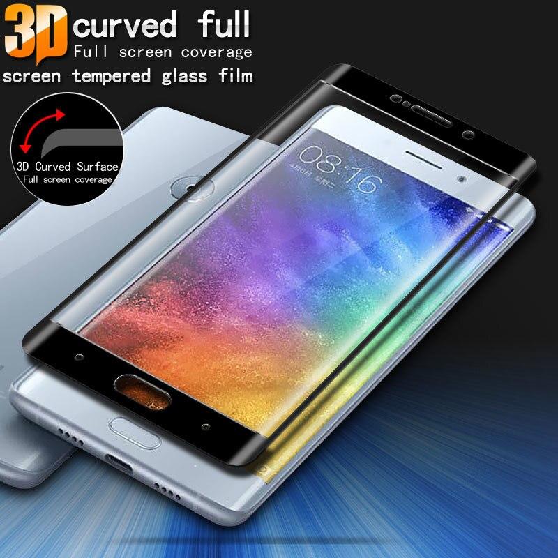 Xiaomi Mi Note 2 En Verre Trempé 5.7 pouce Imak 3D Xiaomi Mi Note 2 Écran Protecteur Plein Écran Couverture De Protection Film En Verre