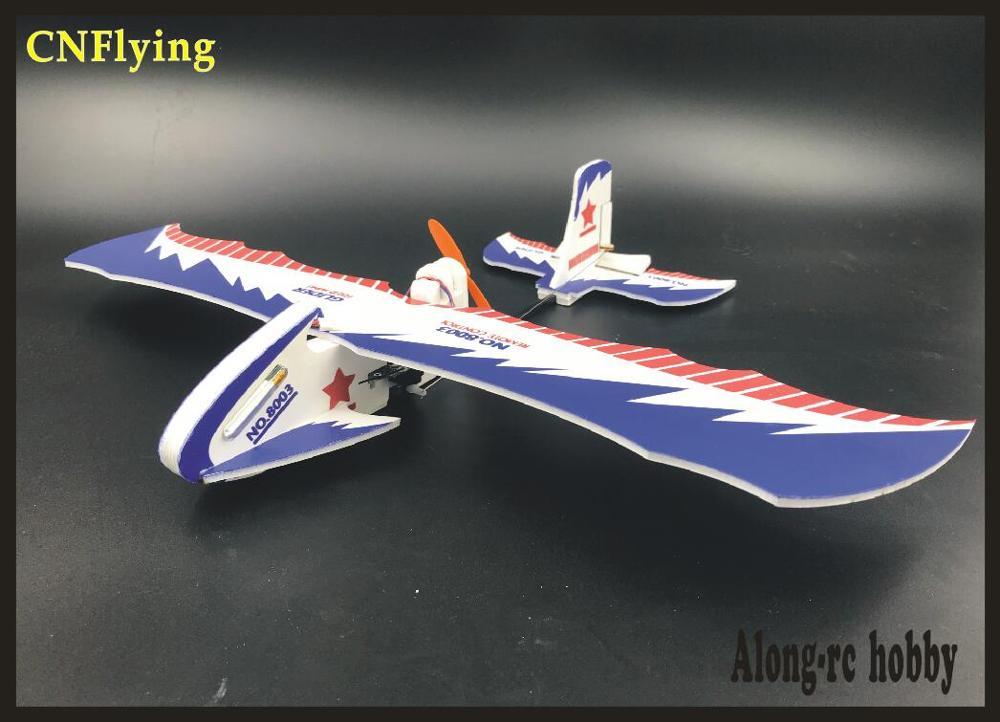 Débutant parc FLYER blade D8003 jouets avion facile vol planeur RC avion RTF (MODE 2/MODE 1) PP mousse incassable résistant