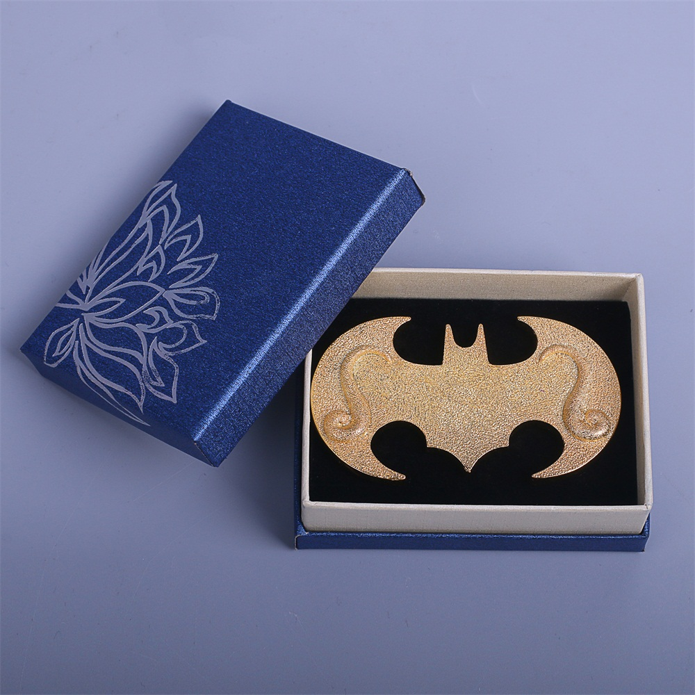 Cosplay 2018 Movie Batman Ninja Dart Batarangs Collectible Toy Alloy Props New