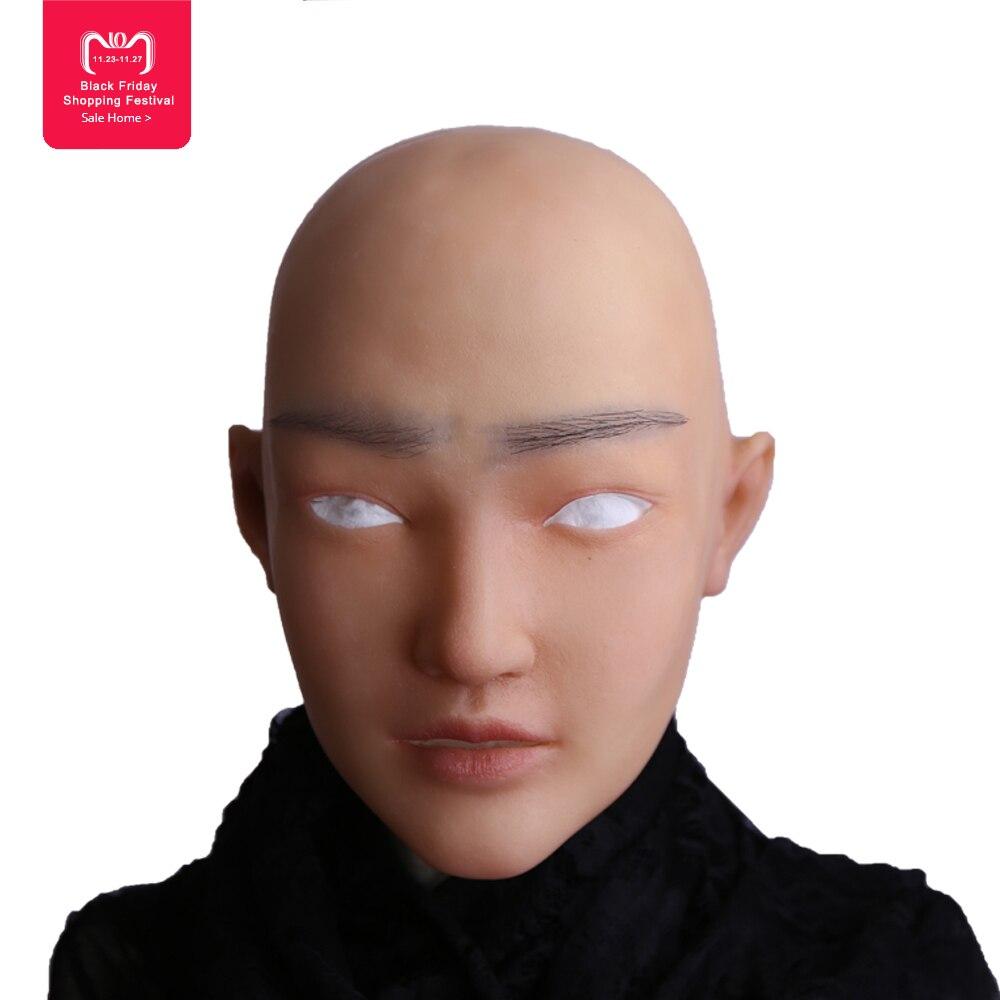 EYUNG déesse Sophia masque Top qualité silicone femelle masque pour hommes crossdresser réaliste mascarades pour halloween drag queens