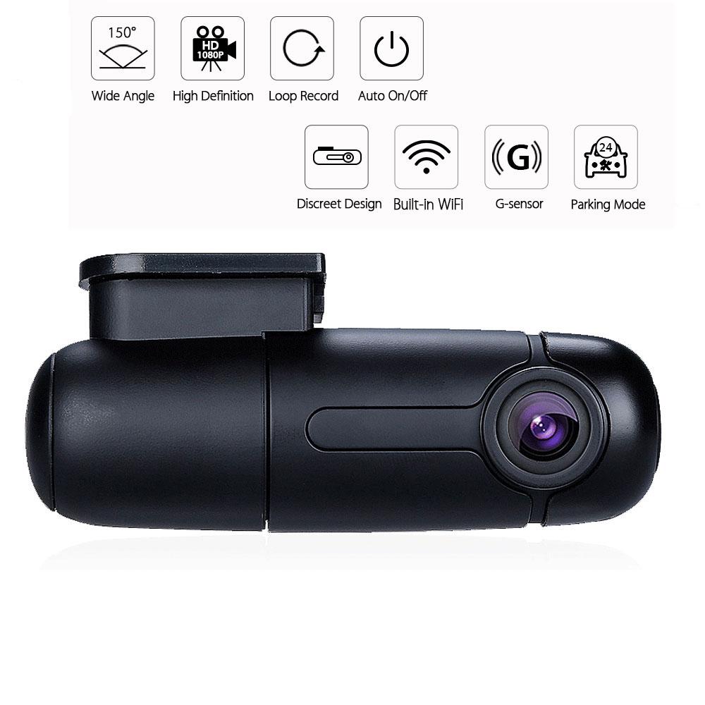 Blueskysea b1w Car DVR Camera 1080P Full HD Night Vision Dash Cam Wifi Car Camera Auto