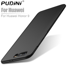 2018 PUDINI Silicone Phone Case For Huawei Honor 9 Case Silicone Cover Coque Funda Ultra Thin TPU Phone Honor 9 Case Cover