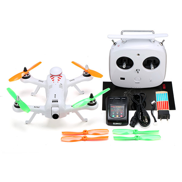 FPV Racer DYS X230 With HD Camera 1080P Wide Angle Built-in 5.8G Transmitter & Receiver RC FPV Quadcopter wifi fpv cx30w with hd camera in built