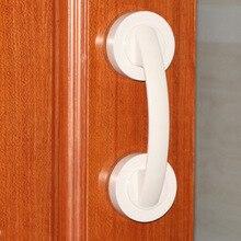 Вакуумная присоска дверная ручка для ванной комнаты поручень кухня стеклянные двери душ безопасность поручень бар мебель ручка DTT88