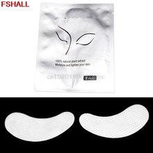 20Pcs Beauty Eye pads Eyelash Pad Gel Patch Lashes Extension Eyepads Tool 10 pairs H027