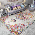 Ретро этнический стиль Tapetes килим кварто персидский ковер для дома гостиной большие марокканские Коврики для спальни журнальный столик ков...