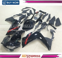 Aftermarket 2015 YZF R3 For Yamaha YZF R3 R25 2016 2015 Bodywork ABS Injected Fairing Kit Gloss Black