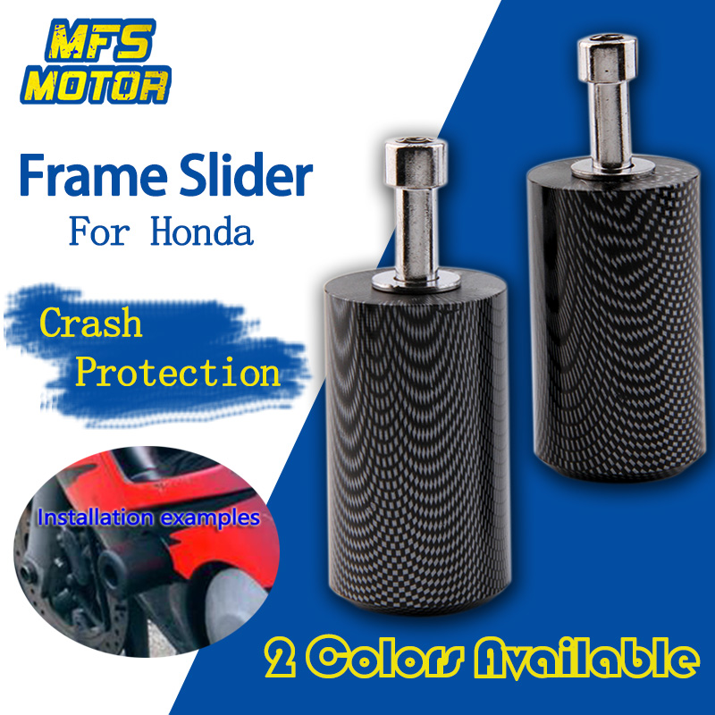 Frame Slider For Honda CBR600RR CBR600 F2 F3 F4 F4I CBR900RR CBR929RR CBR954RR CBR1000RR Falling Crash Pad Protection in Falling Protection from Automobiles Motorcycles