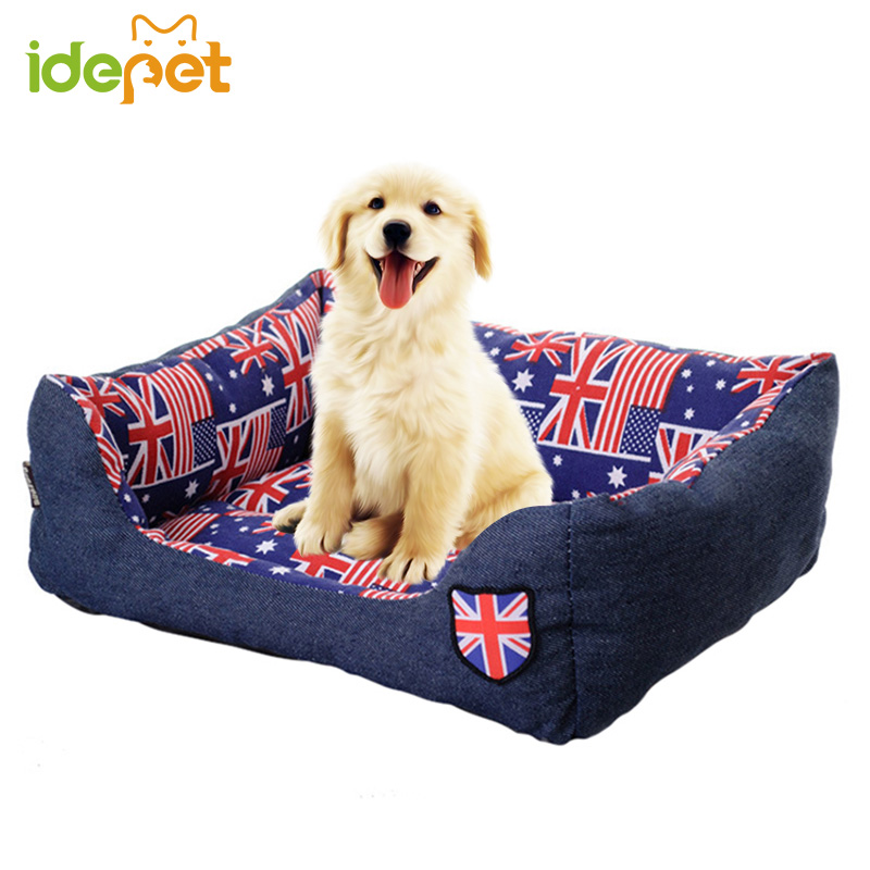 Egyedülálló kutyaágyak kis közepes kutya meleg alvó kutya - Pet termékek