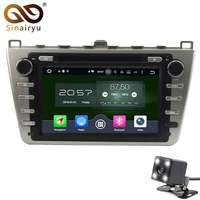 Sinairyu 8 Inch 4GB RAM Android 6 0 1 7 1 2 Car DVD GPS Fit