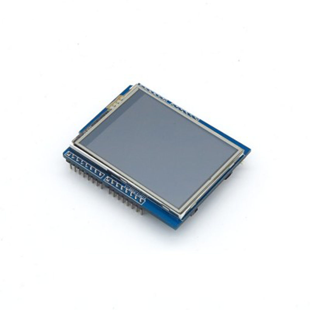 цена на SONOFF 2.4 TFT LCD Touch-screen SD Card Socket Touch Shield V2 Practical Tools for Arduino UNO/ Mega