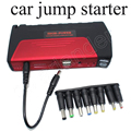 Whole sell Car Emergency jump starter auto vehicle engine booster  start rechargeable battery power pack supply charger