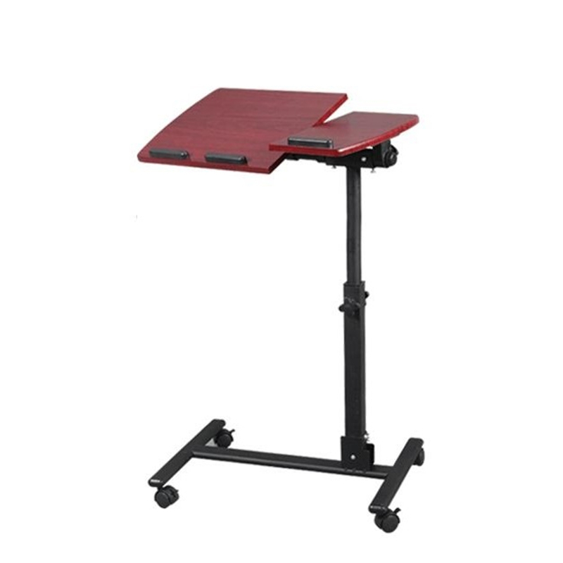 DG#7133 Tiger dad simple adjustable bed notebook comter desk, folding mobile lifting lazy table space FREE shipping bsdt and one hundred million to reach the notebook comter office desktop home simple mobile learning desk free shipping