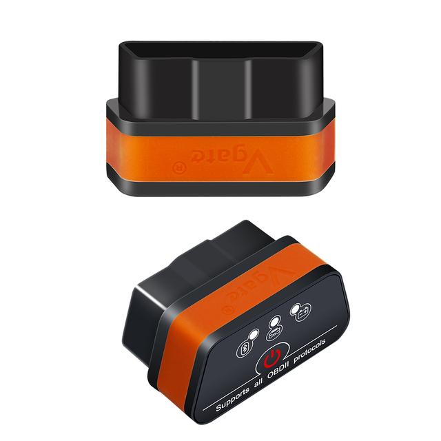 Vgate icar2 Bluetooth OBD2 Diagnostic tool ELM327 Bluetooth OBD 2 Scanner Mini ELM327  for Android/PC Code Reader