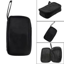 Multimeter Black Colth Bag 23*14*5cm UT Durable Waterproof Shockproof Soft Case for multimeter