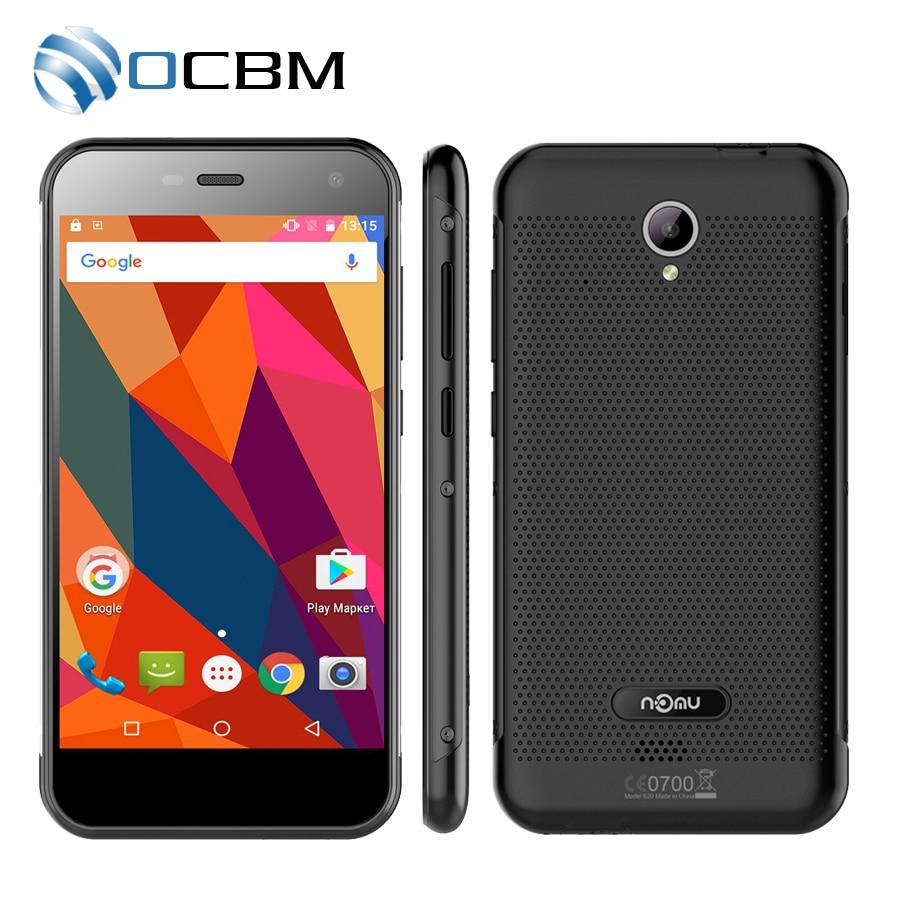 """bilder für Neue Ankunft Nomu S20 5,0 """"HD MTK6737T Quad Core 3 GB RAM 32 GB ROM Android 6.0 13.0MP 1280x720 OTG IP68 Wasserdichte Smartphone"""