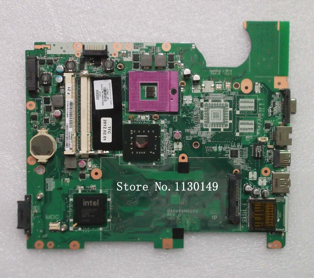 Free Shipping CQ61 G61 laptop motherboard for HP DA00P6MB6D0 577997-001 Tested Good свитер ming di ming di mi056emngt91