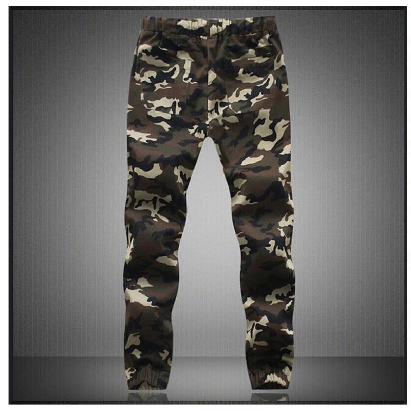 Camouflage Military Jogger Pants Men 2020 Pure Cotton Mens Spring Autumn Pencil Harem Pant Men Comfortable Trousers Camo Joggers 3
