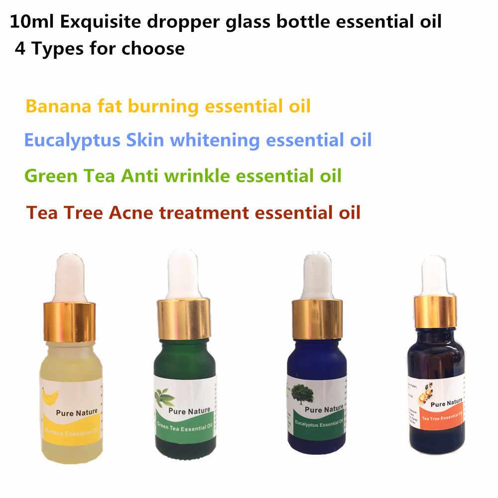 10 мл чистые натуральные эфирные масла для потери Вес банан тонкие ноги талии сжигатель жира крем Вес потери для похудения