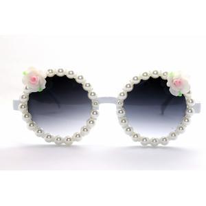 c7855c303ee0 MONIQUE ORENDA 2018 Women Sunglasses Round Sun glasses