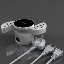 Power Strip Socket Portable 10 USB Ports Smart US EU UK Plug Travel AC Power Adapter Socket Wall Charger For Cell Phone fast charging usb charger power travel adapter strip switch led display screen with 8 usb socket ports for us uk eu plug sockets