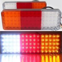 12V LED Truck Tail Light Lamp 70Led Stop Trailer Light Caravan Tail Lights For Trailers Quality