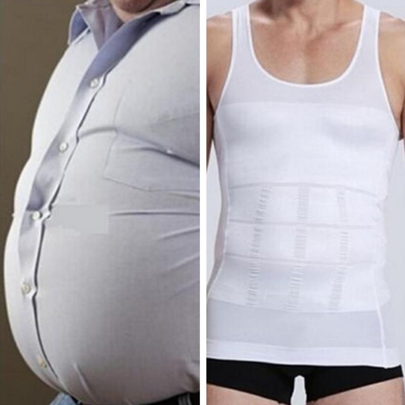 Men Tummy Slimming Belly Shaper Shapewear