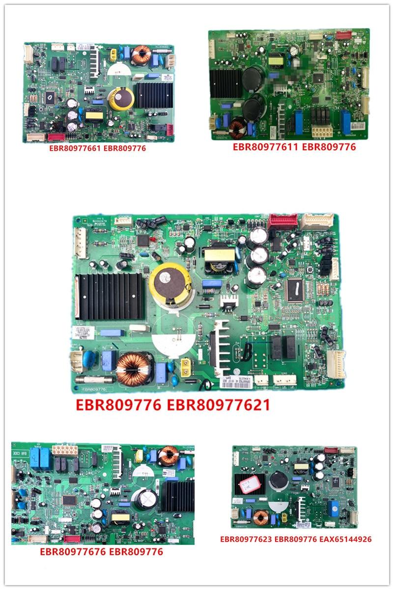 EBR809776 EBR80977623 EBR80977621 EBR80977676 EBR80977611 EBR80977661 Used Good Working