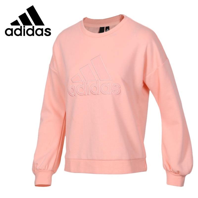 Original New Arrival 2018 Adidas  CREW EMBY BOS Womens Pullover Jerseys SportswearOriginal New Arrival 2018 Adidas  CREW EMBY BOS Womens Pullover Jerseys Sportswear