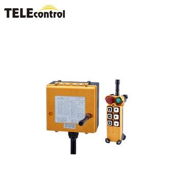 TELEcontrol CE FCC F26-C3 (1 Transmitter+1 Receiver) Hand-held type overhead crane remote control