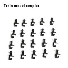 15pcs 1:160 N scale ratio train model European car hook making layout