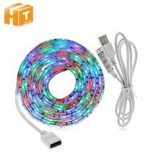USB LED Strip 2835 RGB / White / Warm White 60LEDs/m 50CM / 1M / 2M Set