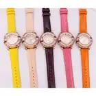 Роскошные Melissa леди женские наручные часы со стразами Кристалл Мода часов платье браслет оболочки Lucky Seven девушка подарок на день рождения - 6