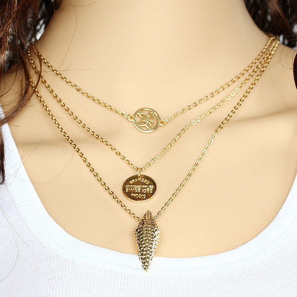 Gold Necklace For Women All Collections Of Necklace