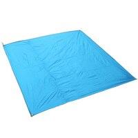 Waterproof Outdoor Camping Picnic Beach Mat Camping Tarpaulin Baby Play Mat Plaid Blanket Baby Climb Blanket 200X220cm