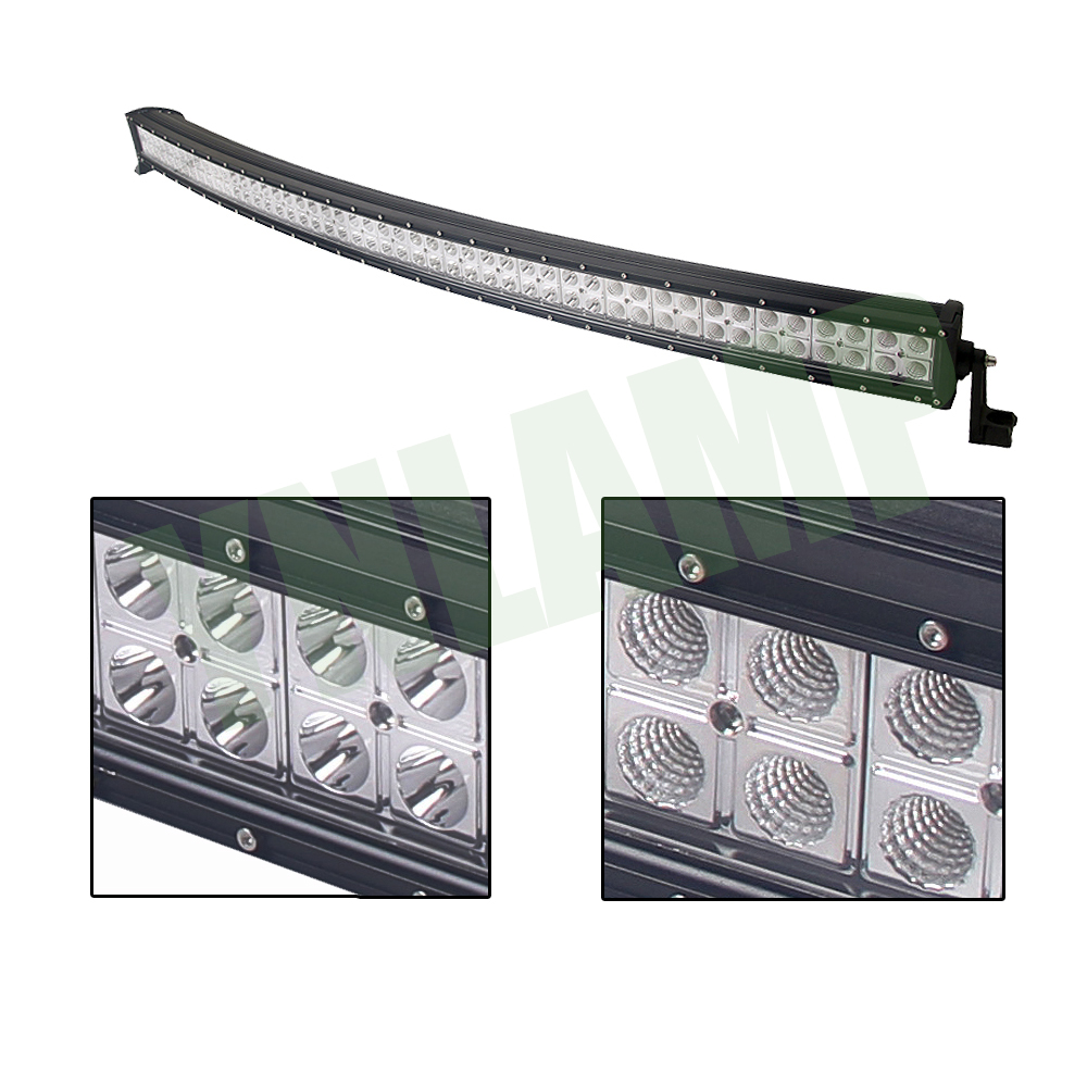 YNROAD 288W 50inch կոր LED լուսադիոդի - Ավտոմեքենայի լույսեր - Լուսանկար 2