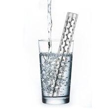 25 قطع عصا الماء القلوية الهيدروجين الكم عددي الطاقة نانو عصا تحتوي على ماء قلوي تعزيز مناعة الإنسان الرعاية الصحية