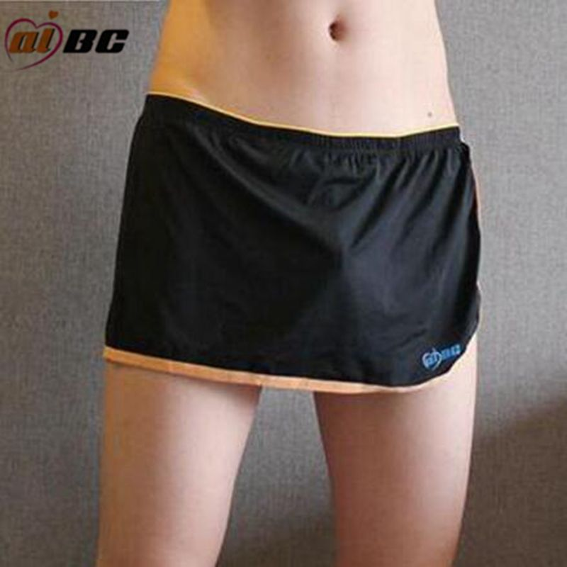 AIBC fashion brand men underwear Gay sexy boxer shorts home pants style home Happy sexy fashion casual pants