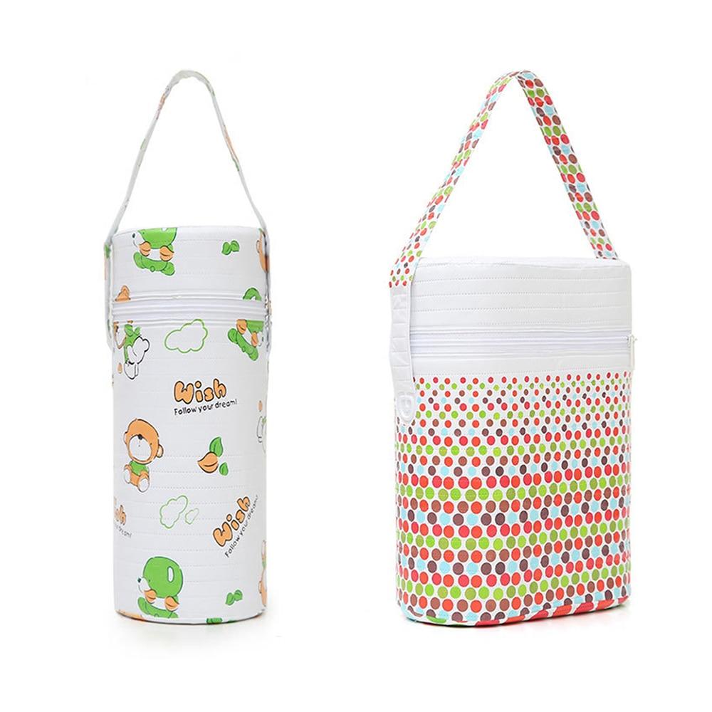 Baby Food Milk Bottle Storage Milk Warmer Insulation Bag Thermal Bag For Baby Milk Bottles Thermos Baby Bottle Holder