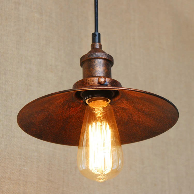 Luzes pingente industrial do vintage edison lâmpada