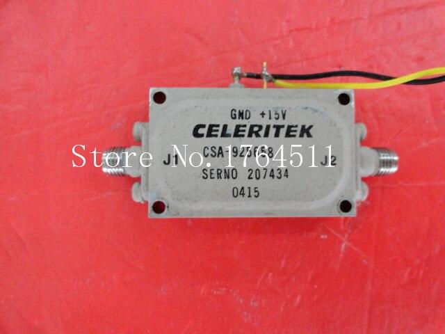 [BELLA] CELERITEK CSA-925658 15V SMA Supply Amplifier