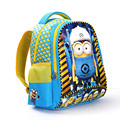 2016 New Arrival Despicable Me 2 Kids Cartoon Bags Children Backpacks Boy Minions Schoolbag Mochila Escolar Infantil School Bags