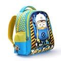 2016 New Arrival Despicable Me 2 Kids Cartoon Bags Children Backpacks Boy Minions Schoolbag Mochila Escolar Infantil School Bags