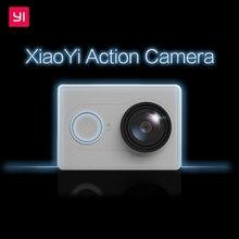 International Version! Original Xiaomi Yi Action Camera XiaoYi Waterproof Camera 1080P 60fps 16MP WIFI Bluetooth 4.0 Sports Cam
