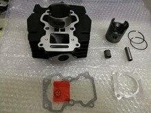 50 мм цилиндр Поршневых Колец Контактный Клипы Прокладки Подшипника Ступицы Suzuk AX100 AX 100 2-тактный