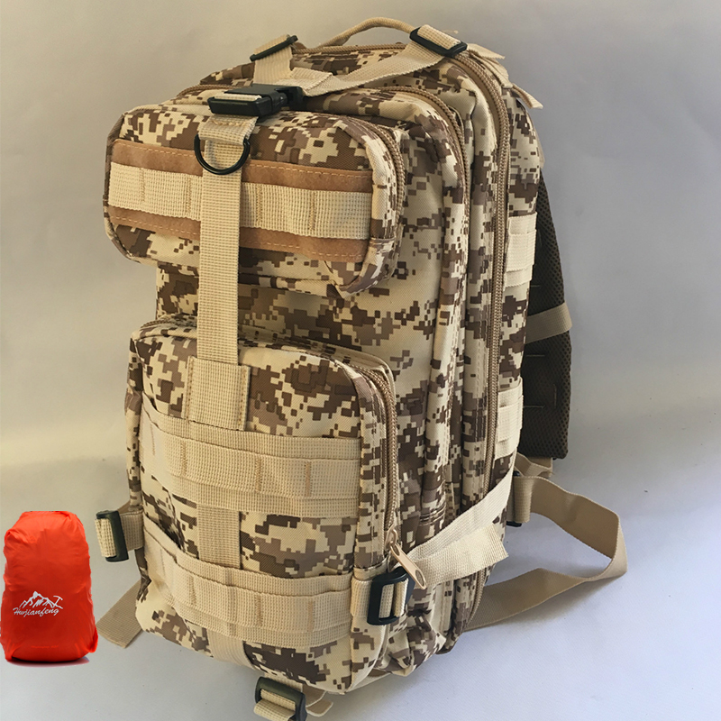 Professional Outdoor Military font b Tactical b font font b Backpack b font Mountaineering Camping Hiking