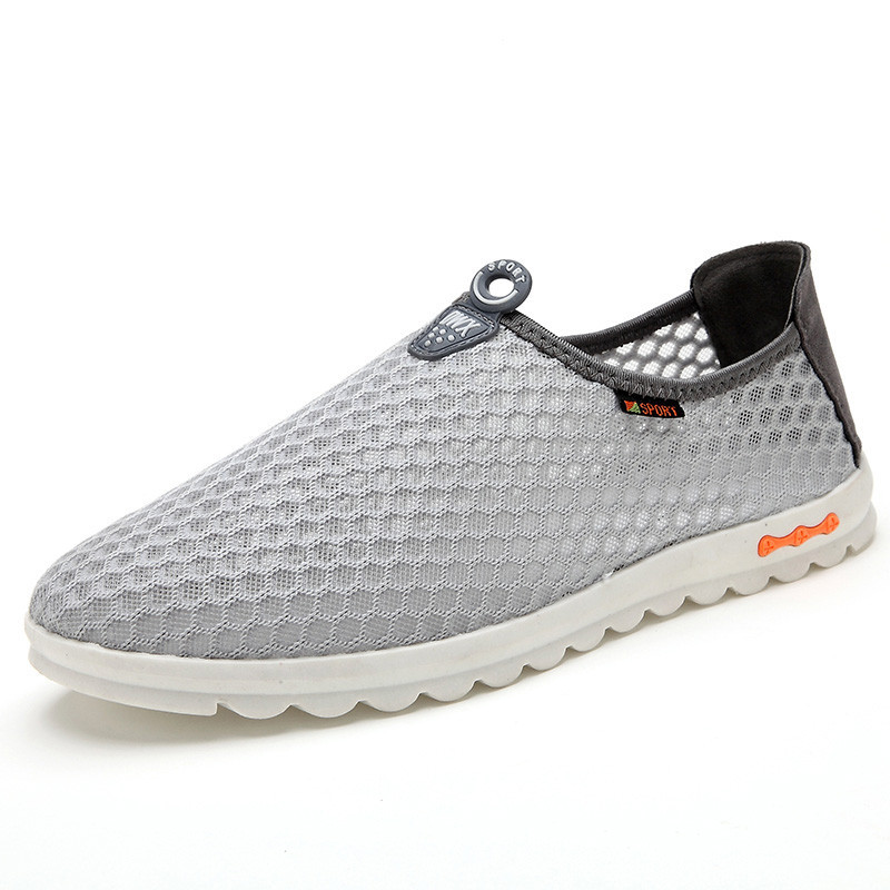 Unisex Casual Shoes 2015 New Summer Mesh Shoes Women Breathable Fashion Casual Shoes Men Casual