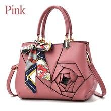 11f4a845605 Fashion Women Bags Designer Handbags High Quality Solid Flowers Bags ...