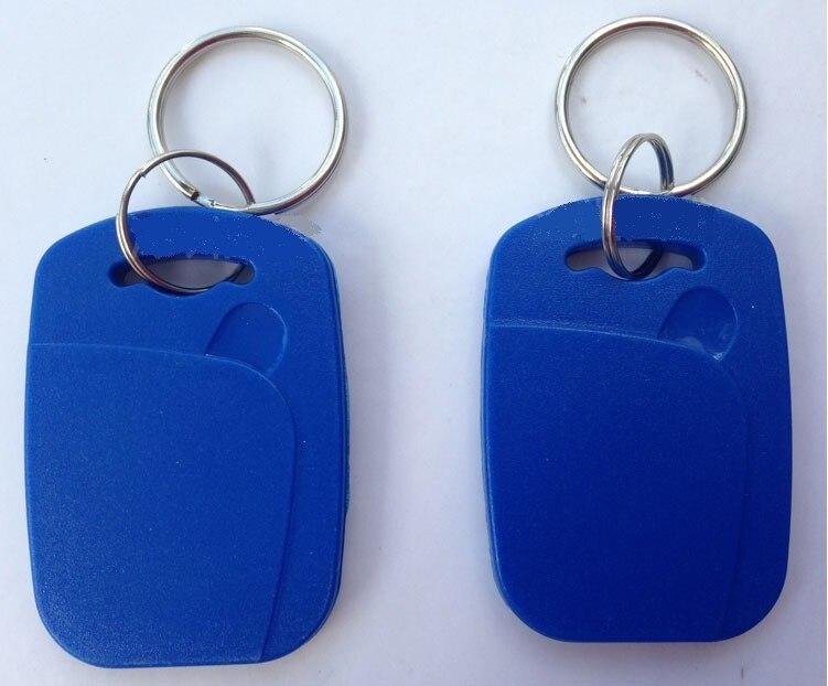 No 1 No.1; 100pcs/Lot RFID Card 125KHz Smart Card Rfid Tag(  Blue, Red, Yellow)