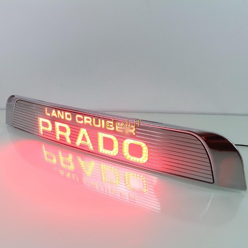 Srpanj King rezervne gume za dodatna svjetla za gumu za Toyota Land - Svjetla automobila - Foto 3